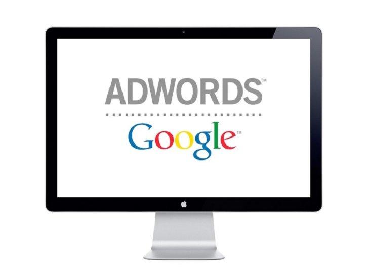 Google adwords on a pc