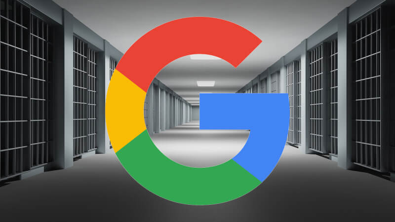 google jail