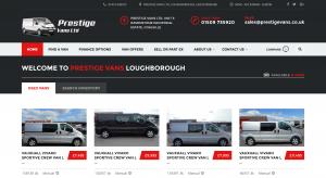 prestige vans portfolio item
