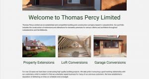 thomas percy portfolio