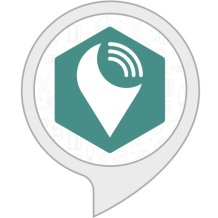 TrackR alexa skill logo