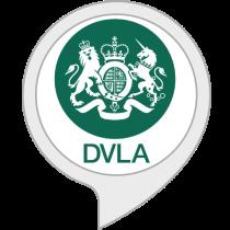 DVLA top alexa skill logo
