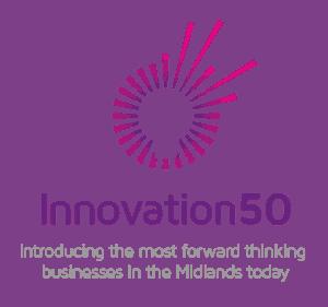 innovation50 winner logo