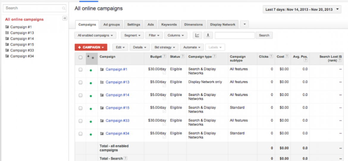 finding your adwords customer ID