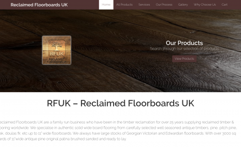 Reclaimed Floorboards UK