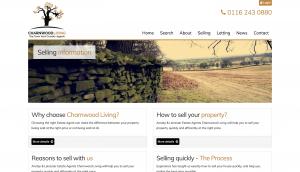 charnwood living organic seo portfolio