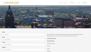 Leeds Safe Guard Portfolio Item