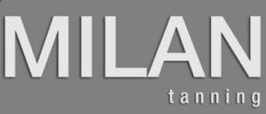 Milan tanning logo