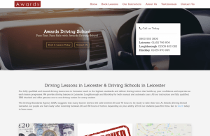 awards driving school