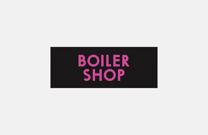 boilershop cover image