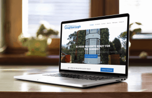 loughborough property web design
