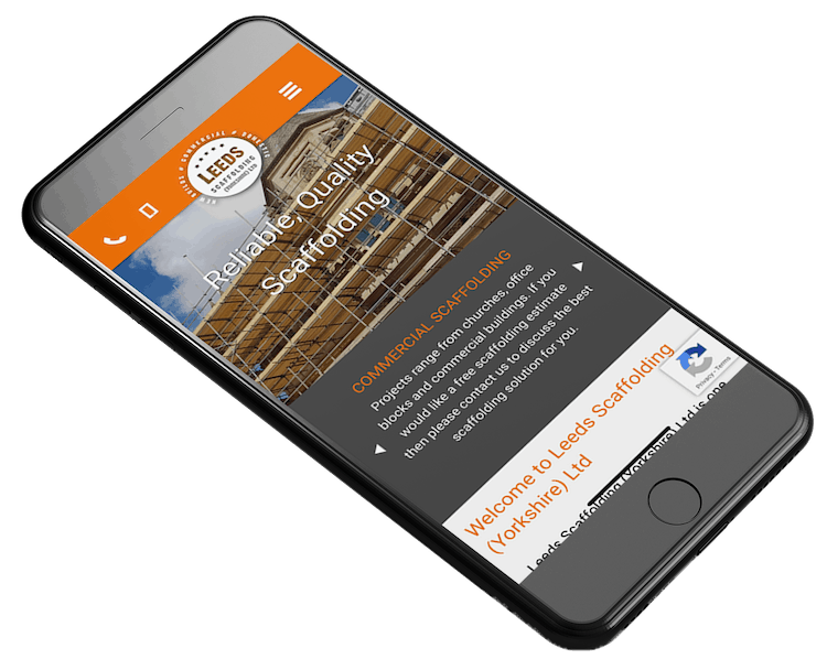 leeds scaffolding responsive design