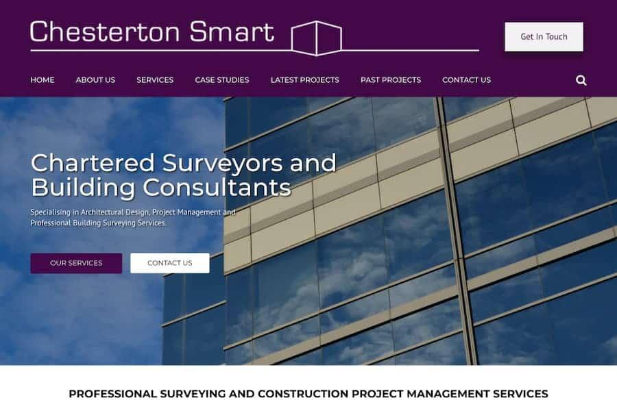 chesterton smart portfolio image