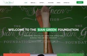sian green foundation portfolio image